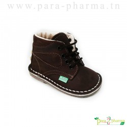 Baby Sghaier Chaussures Premiers pas Marron