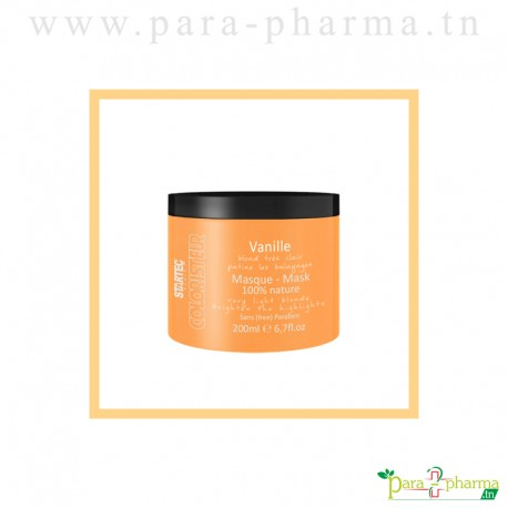 STARTEC Masque Colorant VANILLE