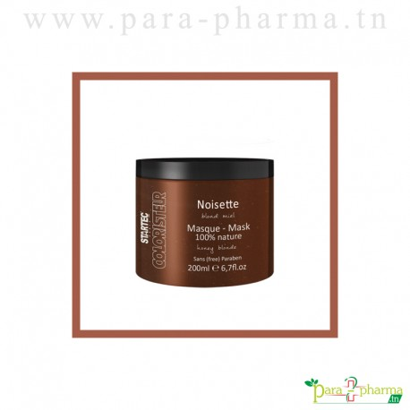 STARTEC Masque Colorant NOISETTE
