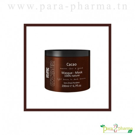 STARTEC Masque Colorant CACAO