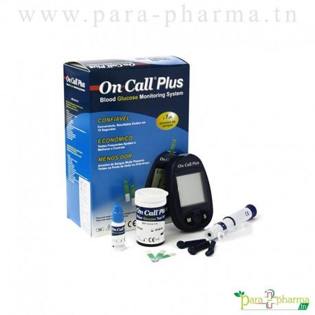 On Call Plus kit de glycémie